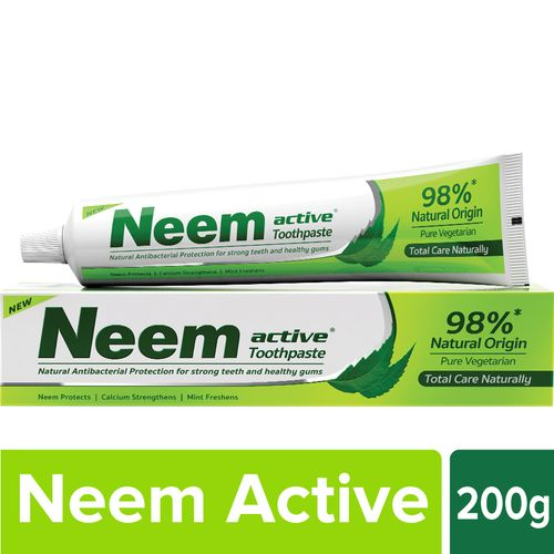 Neem  Toothpaste - Complete Care, 200 g