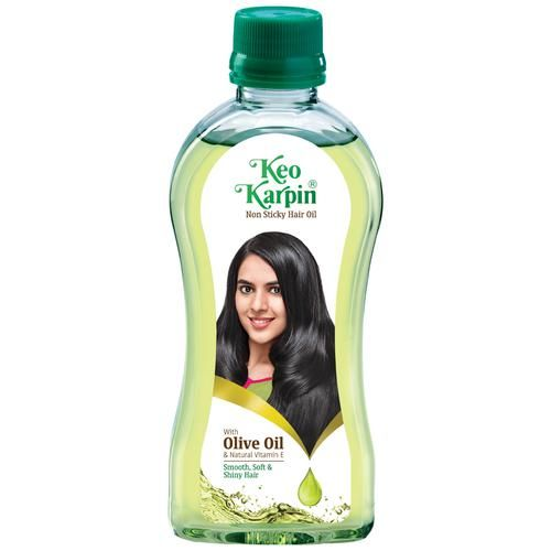 Buy Keo Karpin Hair Oil Non Sticky With Olive Oil 200 Ml Online At The Best Price Bigbasket