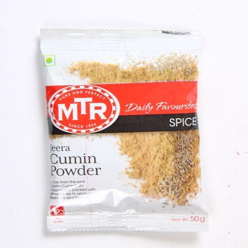MTR Powder - Cumin, 50 g Pouch