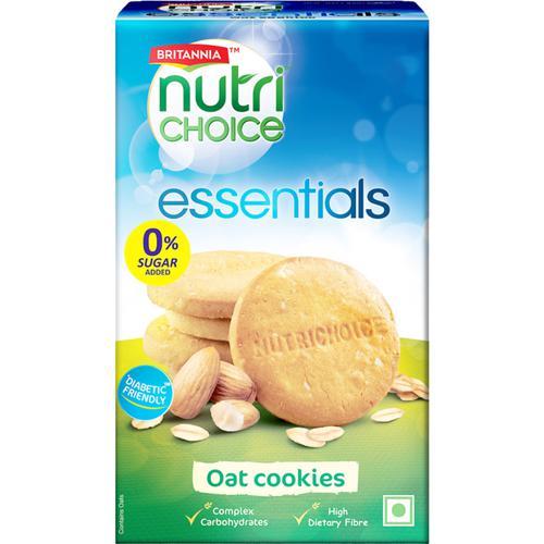 Britannia Nutri Choice Oats Cookies, 150 g