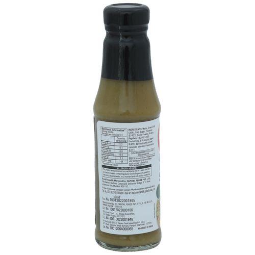 Chings Secret Green Chilli Sauce, 190 g Bottle