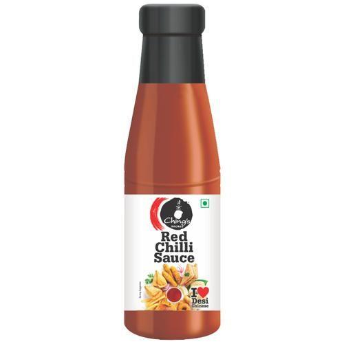 Chings Secret Red Chilli Sauce, 200 g Bottle