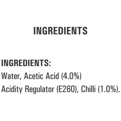 Chings Secret Chilli Vinegar, 170 ml Bottle