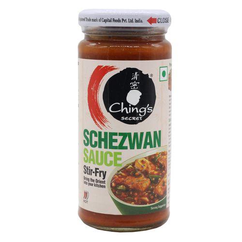 Chings Sauce - Schezwan, 250 g Jar