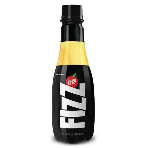 Appy Fizz Apple Juice Based Drink, 250 ml Bottle