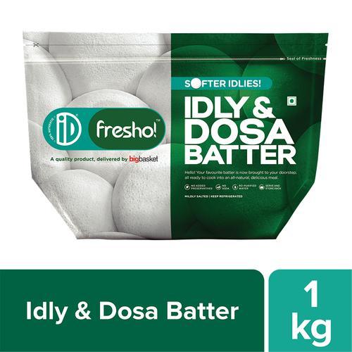 iD Fresho Idly Dosa Batter, 1 kg