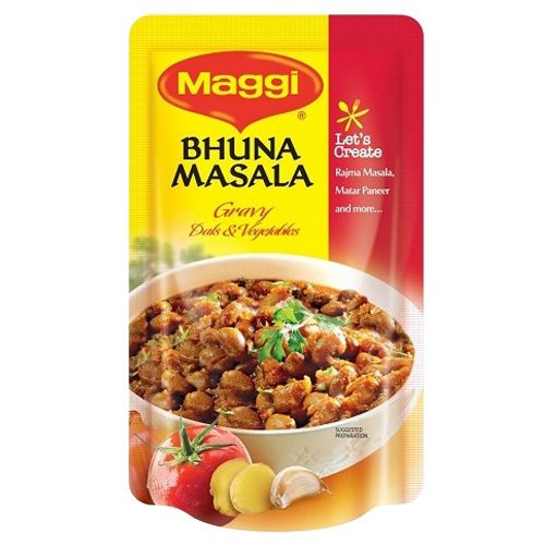 MAGGI  Bhuna Masala - for Gravy Dishes, 65 g Pouch