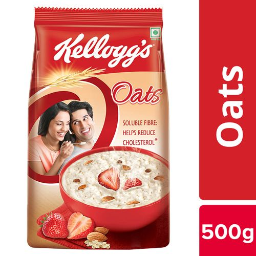 Kelloggs Heart to Heart Oats, 500 gm