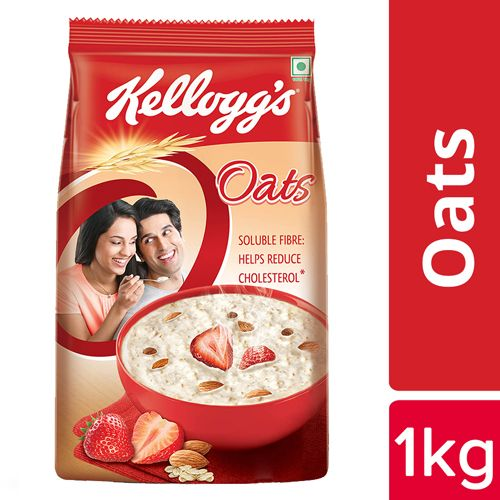 Kelloggs Heart to Heart Oats, 1 kg
