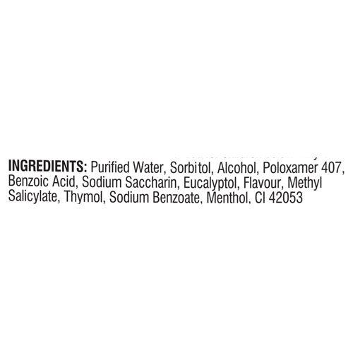 Listerine Mouthwash - Cool Mint, 80 ml