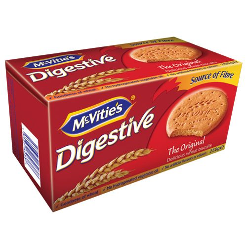 Mcvities Digestive Biscuit, 250 gm