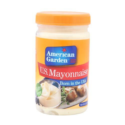 American Garden  Mayonnaise, 237 ml Bottle