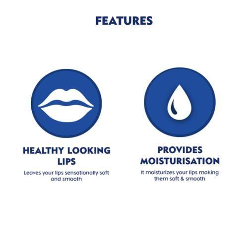 Nivea Original Care Lip Balm For 24h Moisture With Shea Butter & Natural Oils, 4.8 g