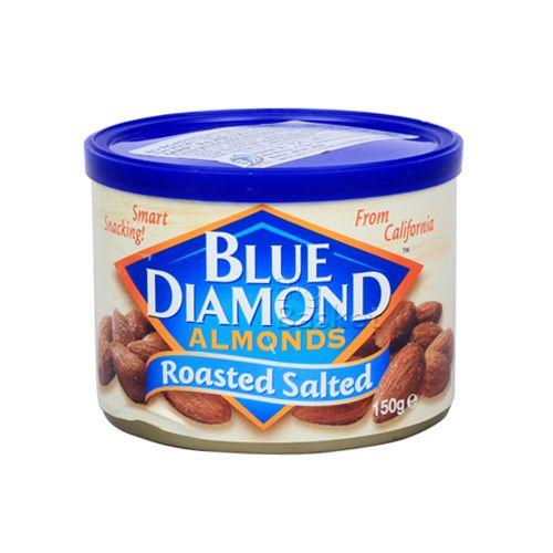 Blue Diamond Blue Diamond Almonds - Roasted Salt 150 gm Box, 150 gm