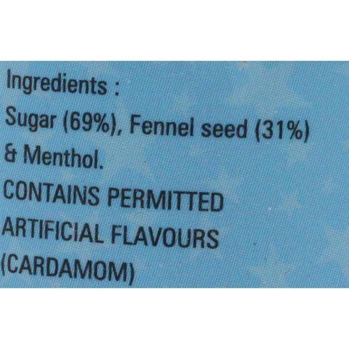 Dizzle Mouth Freshener - Madrasi Sounff, 180 g Bottle