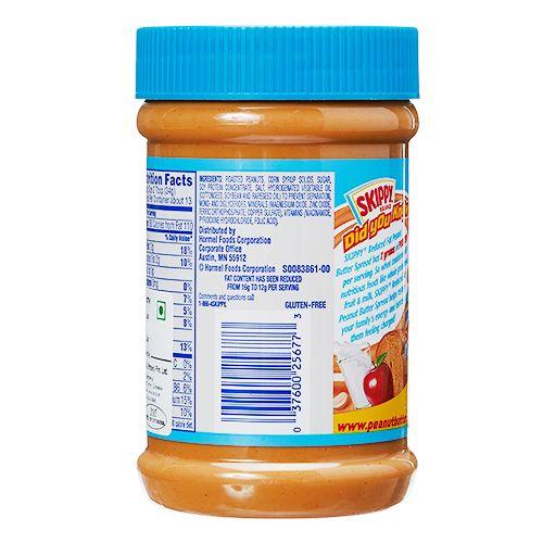 Skippy Peanut Butter - Creamy, 462 g Jar
