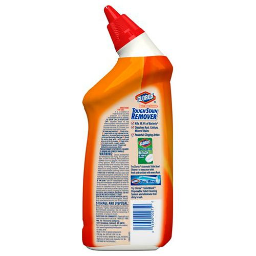 Buy Clorox Toilet Cleaner Tough Stain 709 Ml Online At