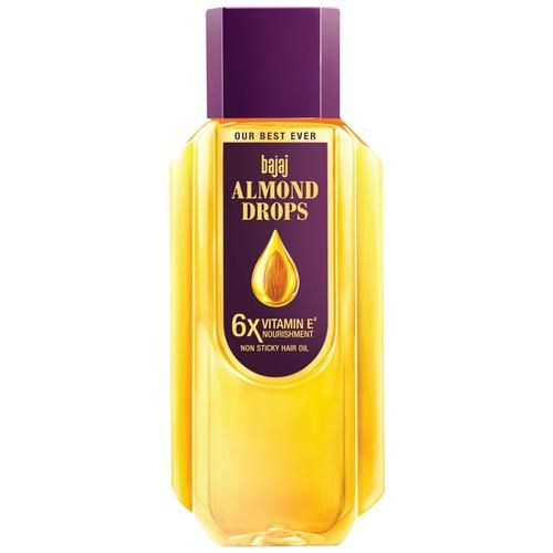 Bajaj Hair Oil - Almond Drops, 500 ml