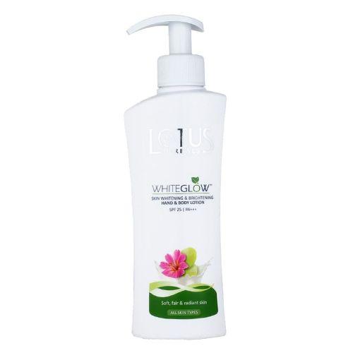 Lotus Herbals Hand & Body Lotion - White Glow, 300 ml