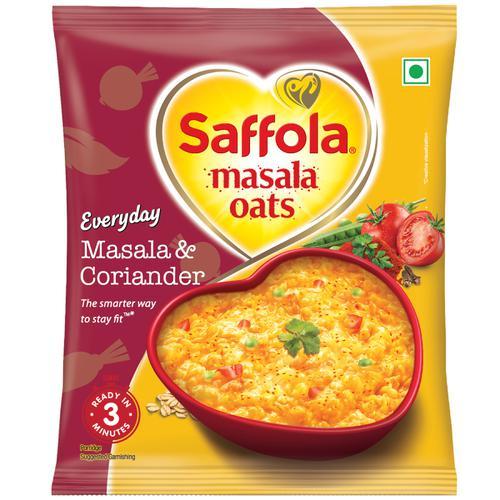 Saffola Masala Oats - Masala & Coriander, 38 g