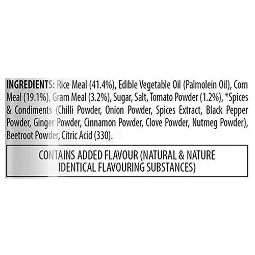 Kurkure Namkeen - Naughty Tomatoes, 45 gm