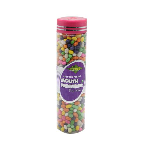 Dizzle Mouth Freshener - Tini Mini, 255 gm Bottle
