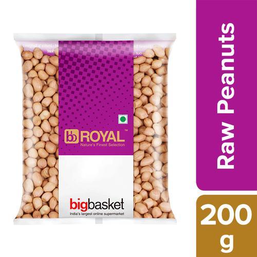 BB Royal Peanuts/Kadalekayi - Raw, 200 g 0