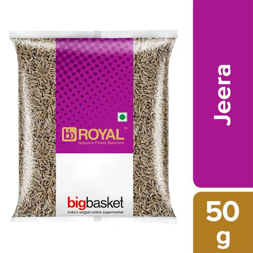 BB Royal Cumin/Jeera/Jeerige - Whole, 50 g