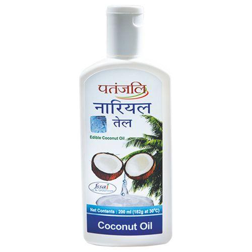 Patanjali Coconut Oil, 200 ml