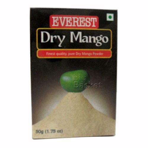 how to make dry mango powder