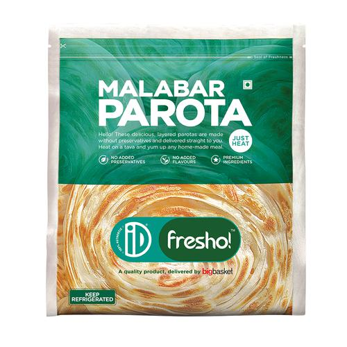 iD Fresho Malabar Parota, 350 g Pouch