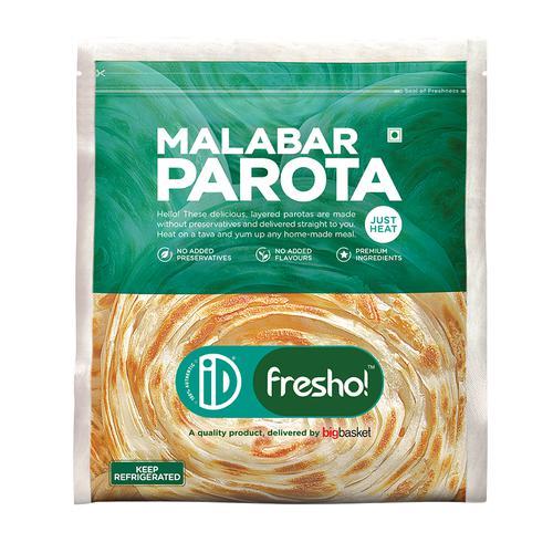 iD Fresho Malabar Parota/Paratha, 350 g Pouch