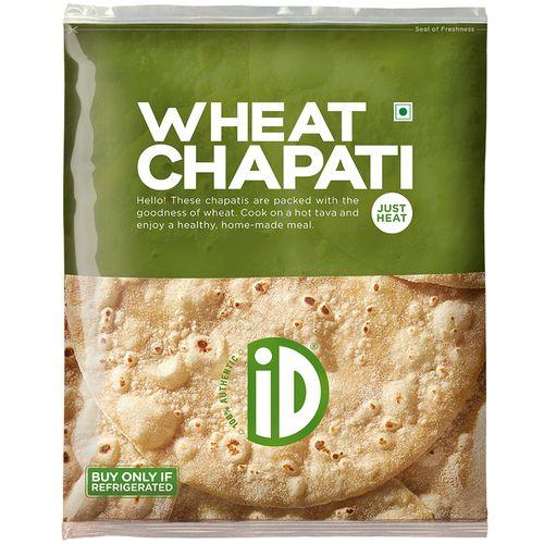iD Wheat Chapati, 350 g