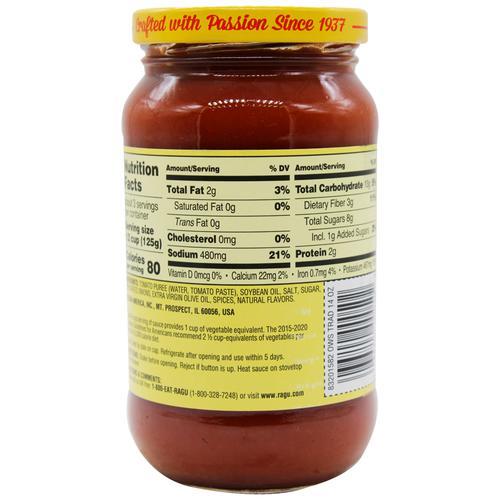 Buy Ragu Pasta Sauce - Organic