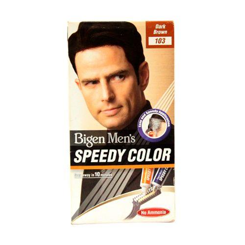 Bigen Men s Speedy Color - Dark Brown (103), 30 ml