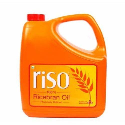Riso Oil - Rice Bran, 5 L Jar