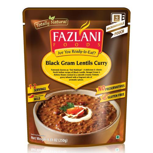 Fazlani Dal Makhani, 250 g Pouch