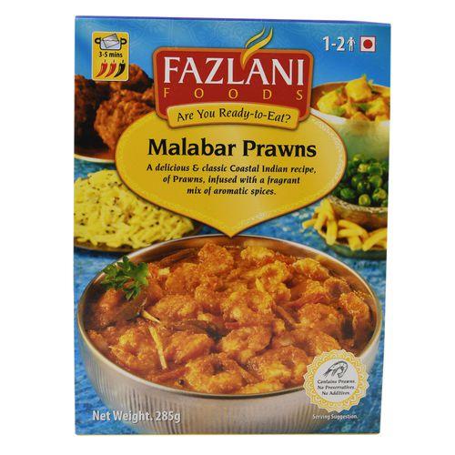 Fazlani Prawns Curry - Malabar, 285 g Pouch