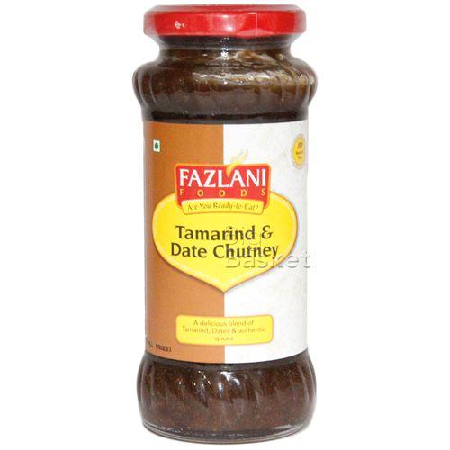 Fazlani Chutney - Tamrind & Date, 350 g Bottle