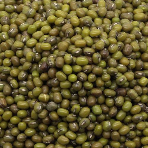 bb Popular Moong - Green, Whole/Sabut, 1 kg Pouch