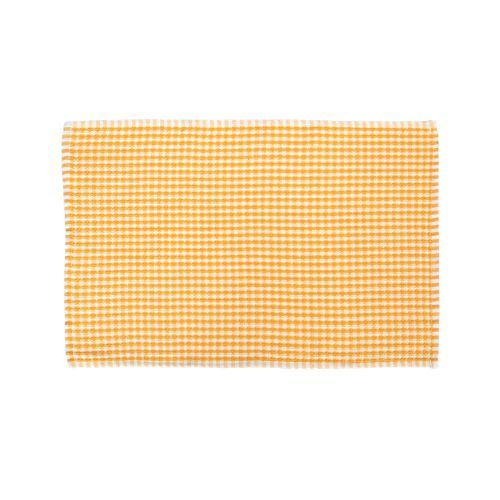 Blor Kitchen Towel - Hibiscus Yellow, 5 pcs