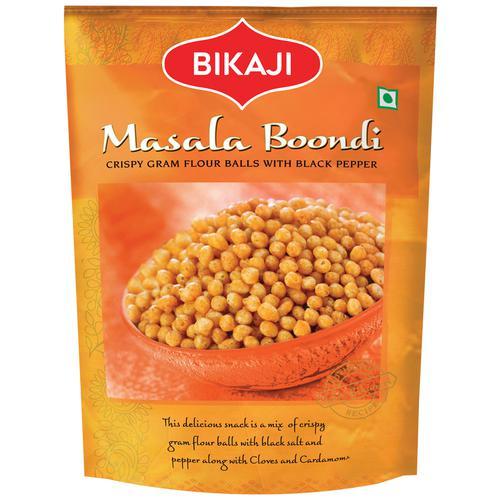 Bikaji Namkeen - Boondi, Masala, 200 gm Pouch