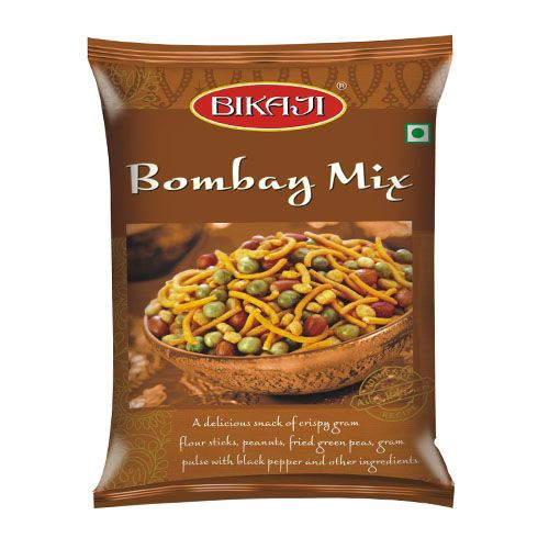 Bikaji Namkeen - Bombay Mix, 200 gm Pouch