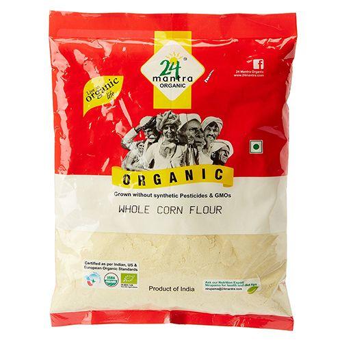 24 Mantra Organic Flour - Corn, 500 g Pouch