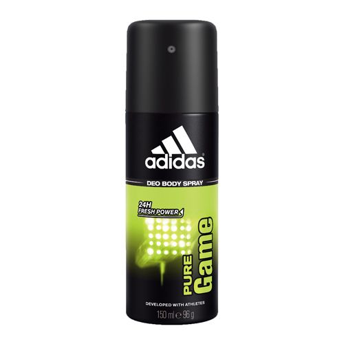 the best attitude ca098 be07f Buy Adidas Deo Body Spray Pure Game For Men 150 Ml Bottle Online At Best  Price - bigbasket