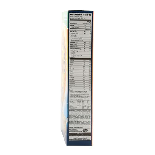Post Selects Cereal - Honey Bunches of Oats (Almonds), 411 gm Carton