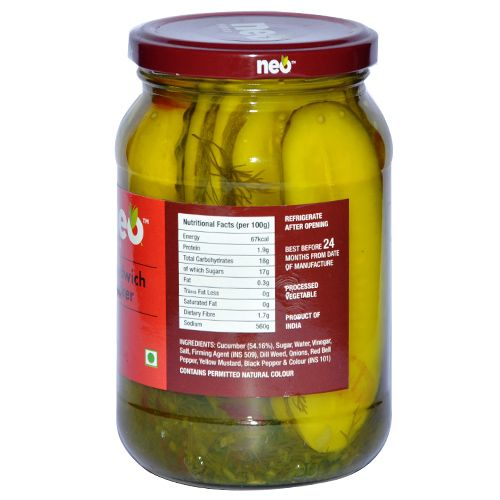 Neo Stackers - Sandwich, 480 g Jar