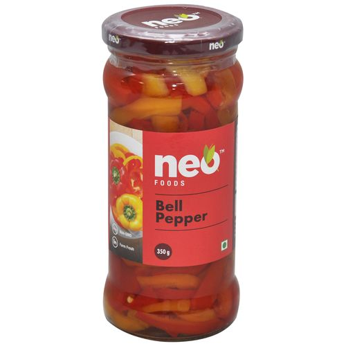 Neo Peppers - Mixed, 350 g Jar