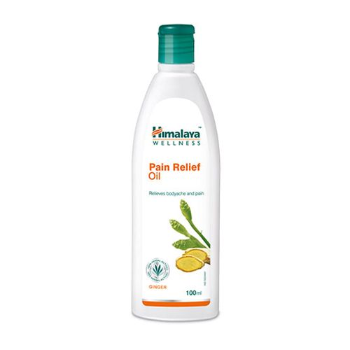 Himalaya Wellness Pain Relief - Oil, 100 ml