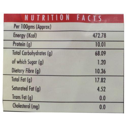 Daadis  Golden Wheat Crisps - Diet Plain Khakhra, 180 g Pouch